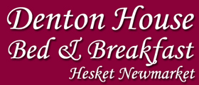 Logo - Denton House Guesthouse